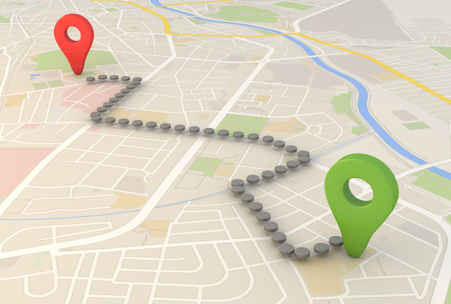 Impacts of Improved GeoLocation info to Map & Navigation companies
